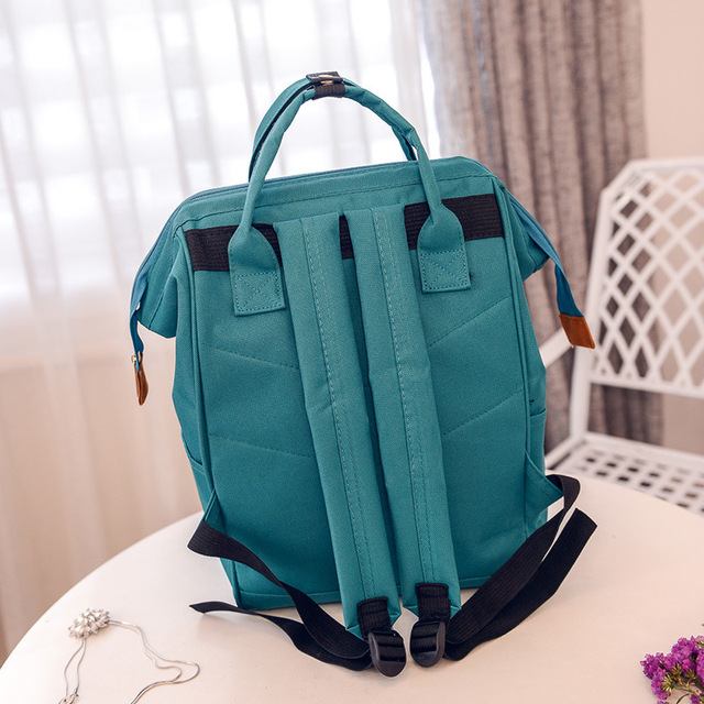 Fashion Women Backpacks Female high quality School Bag For Teenagers Girls Travel Big Space Backpack 3