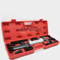 Y 13pcs Heavy Retractable Dent Puller w/10lbs Slide Hammer Auto Body Truck Repair Tool Kit Hand Tool Sets