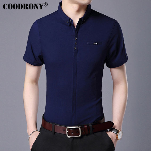 Business Casual Short Sleeve Shirt  3