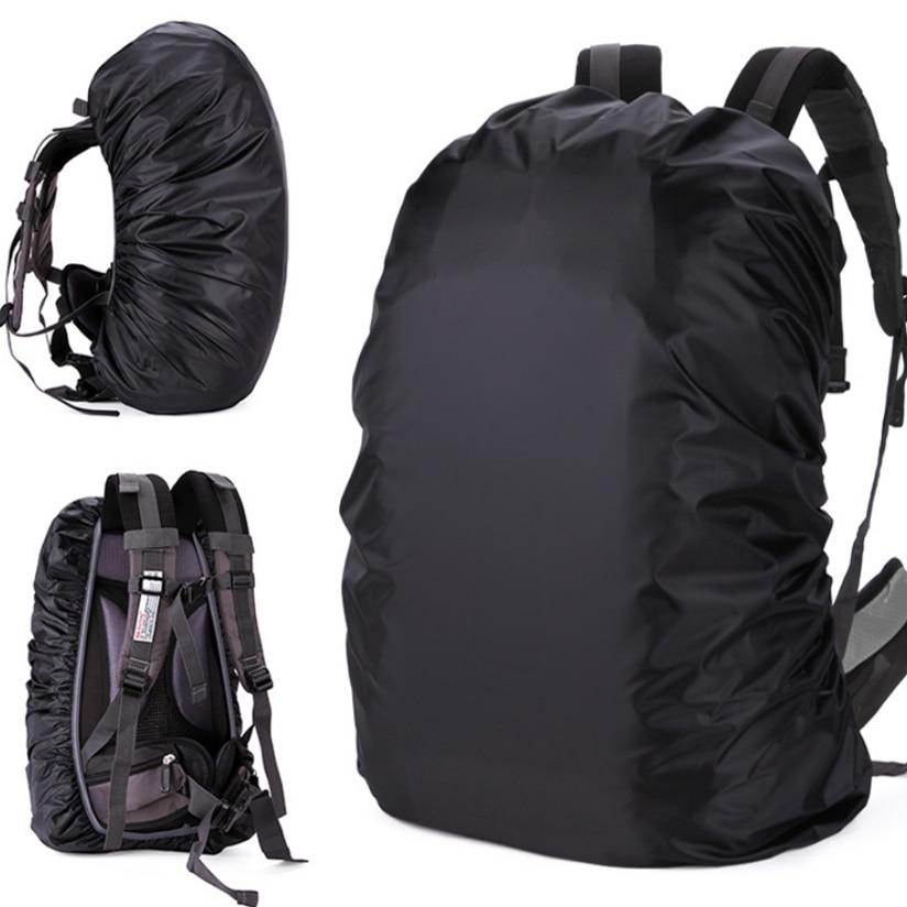 20-80L Adjustable Waterproof Dustproof Backpack Rain Cover Portable Ultralight Shoulder Protect Outdoor Tools Hiking