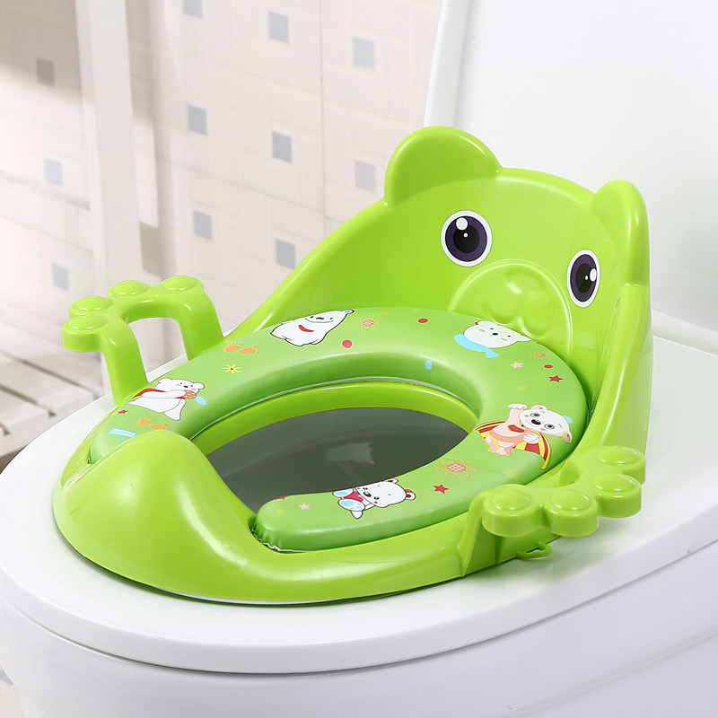 High Quality Baby Potty Chair Children Toilet Seat Comfortable Soft Toilet Mat