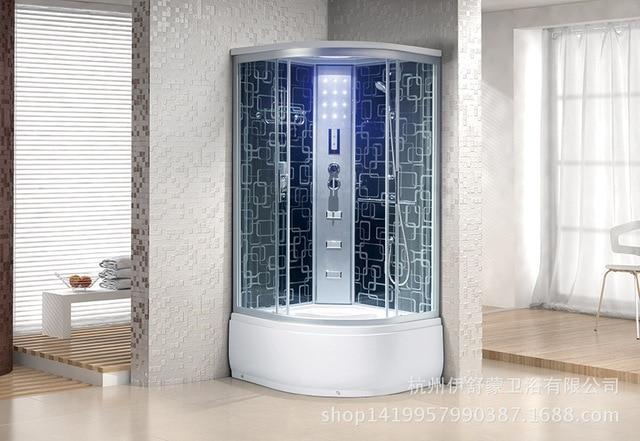 Cheap Shower Room With Bath Shower Massage Shower Enclosure Glass Steam Room  Full Baths