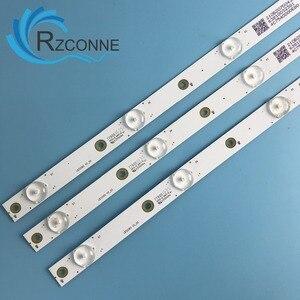620 мм светодиодная полоса подсветки 7 лампа для PHILIPS Sony 32