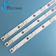 620mm LED Backlight strip 7 lamp For lb pf3030 GJD2P53153X7AHV2 D B 32pht4101/60 32lj500v 32pht41321/12 32PHT4201