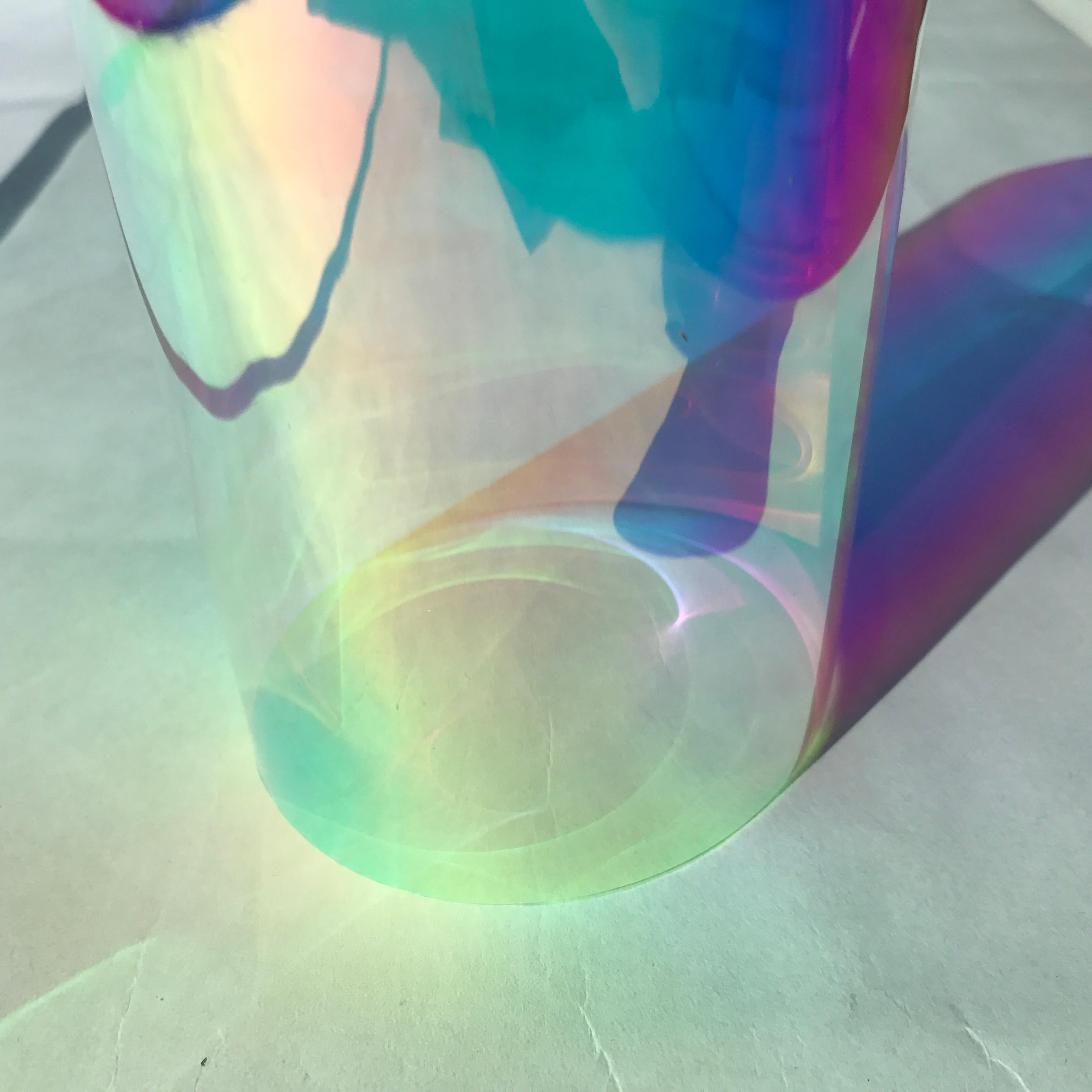 FILM de fenêtre coloré vitrail vinyle auto-adhésif FABLON 68 cm X 30 m par rouleau