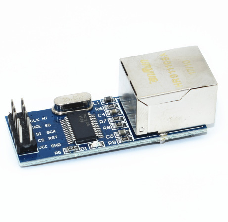 1pcs ENC28J60 SPI interface network module Ethernet module (mini version)