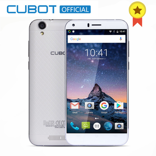 Оригинал CUBOT РУКУ Android 6.0 MTK6737 Quad Core Смартфон 5.0 дюймов 3 ГБ RAM 16 ГБ ROM Сотовый Телефон 4 Г LTE 2350 мАч Мобильный телефон