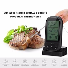 PROKTH Wireless Digital Cooking Thermometer With Timer