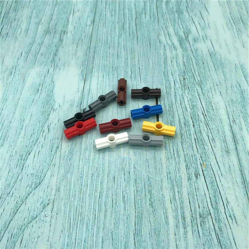 20Pcs/lot Technic Angle Connector #2 Building Block Parts Toys For Children Compatible with Technic 32034