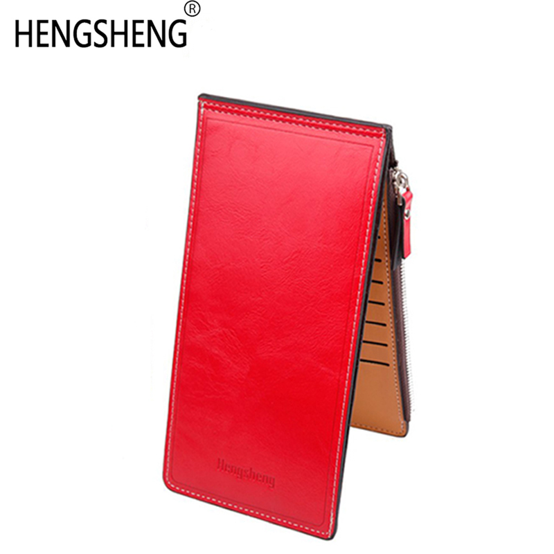 Long Slim Ladies Wallet Female Male Men Women Purse Luxury Brand Zipper Money Bag Business Card Holder Walet Cuzdan Vallet Phone document for passport badge credit business card holder fashion men wallet male purse coin perse walet cuzdan vallet money bag