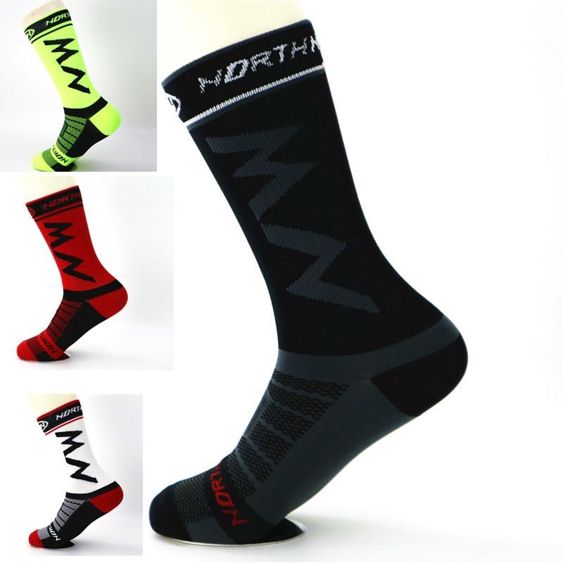 2019 Men Women Spring Summer Cycling Socks Breathable Basketball Running Football Climbing Socks Men Socks