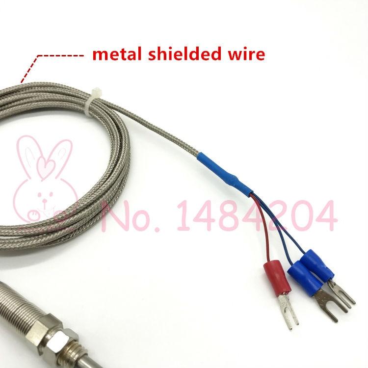 """55~125°C DS18B20 Sensor 0.36/"""" ROT LED Digital Thermometer Temperatur Meter"""