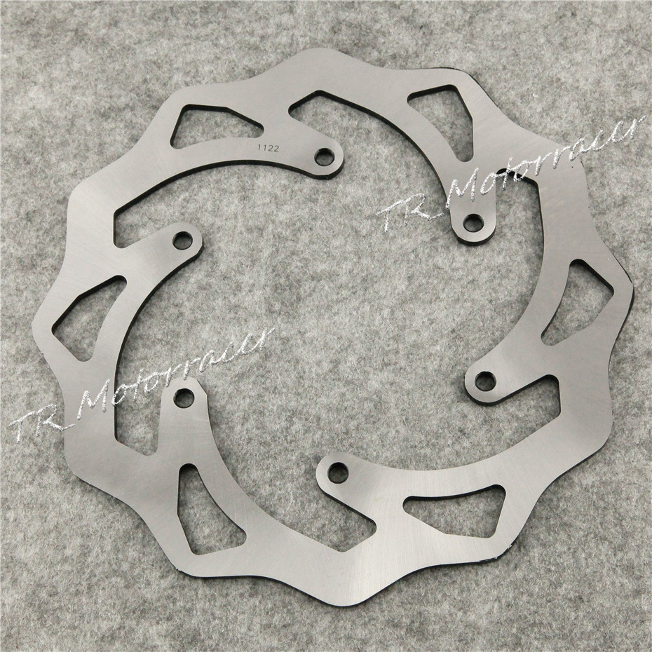 ФОТО For CCM GAS  HUSABERG KTM 1 PCS Rear Back Brake Disc Rotor Disk DS 644 MC R30 644 450 EC 200 300 400 450 FC FE FX EXC 125 250