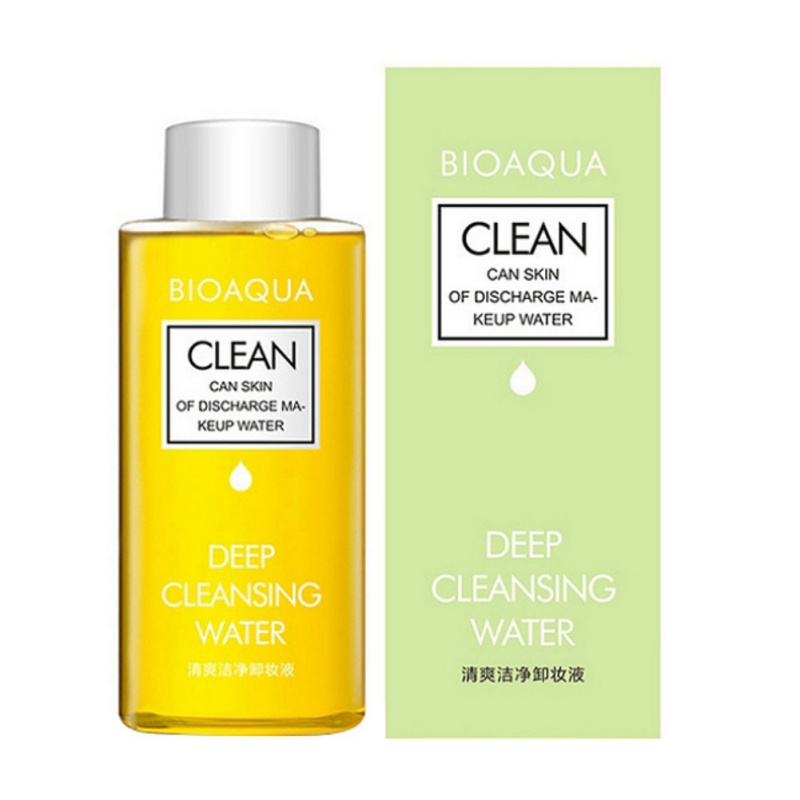 150ml Skin Care Deep Cleansing Water Natural Formula Whitening Purifying Olive Oil Makeup Remover Liquid