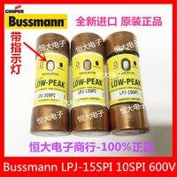 BUSSMANN LPJ-5-6/10SPI 600 V import zekering vertraging zekering met indicatielampje