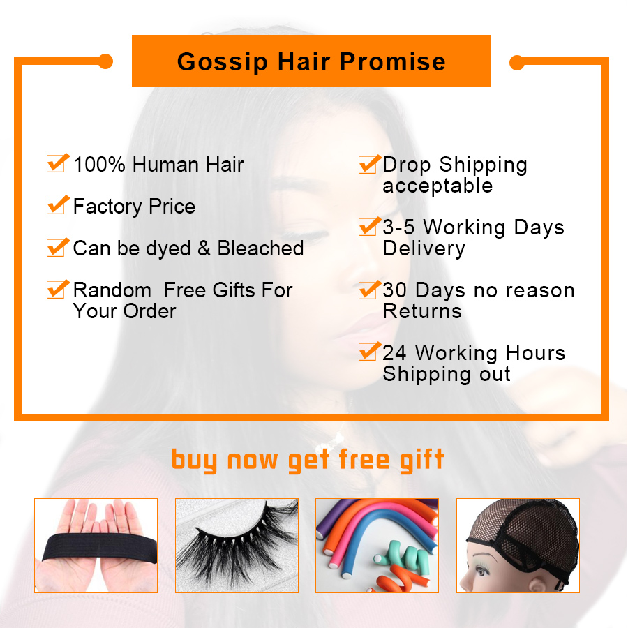 Water Wave Bundels Human Hair Extensions 100% Echt mensenhaar Bundels - Mensenhaar (voor zwart) - Foto 6