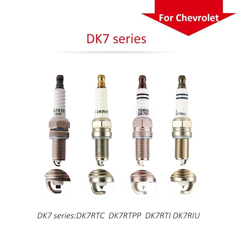 4packs/6packs China original TORCH spark plugs  YR7DP/DCPR7EI/IXU22/RA8WHP/DK7RIU