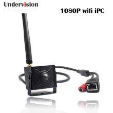 mini Camera IP camera ,2.0MP Wifi HD video camera,pinhole lens ,onvifi and P2P cctv camera IP ,free Shipping