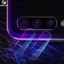 2 шт закаленное стекло для samsung Galaxy A40 задняя камера объектив прозрачная защитная пленка протектор экрана для samsung A60 A70 стекло