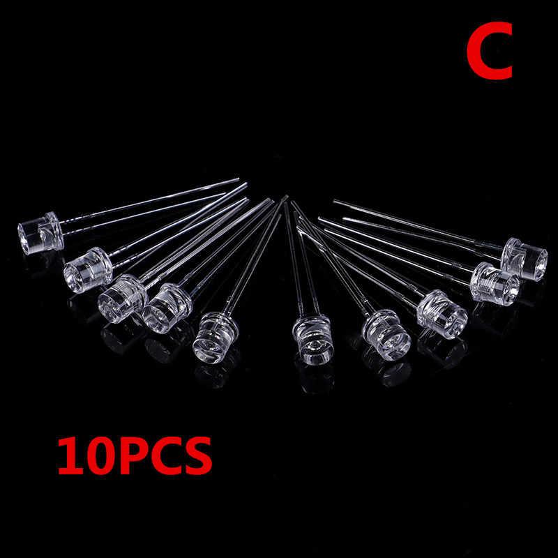 10Pcs 5MM אוניברסלי Photodiode 5800B כלי חלקי/20 Pcs או 10Pcs 1N34A גרמניום דיודה 1N34A לעשות -7 לעשות-35 45V IN34A