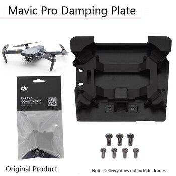 Placa absorbente de vibración Original para cámara Gimbal para DJI Mavic Pro, placa amortiguadora de choque, accesorios de piezas de Panel amortiguador de montaje