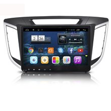 For Hyundai IX25 2014~2015 10.2″ Car Android HD Touch Screen GPS NAVI Radio TV Movie Andriod Video System (no CD DVD)