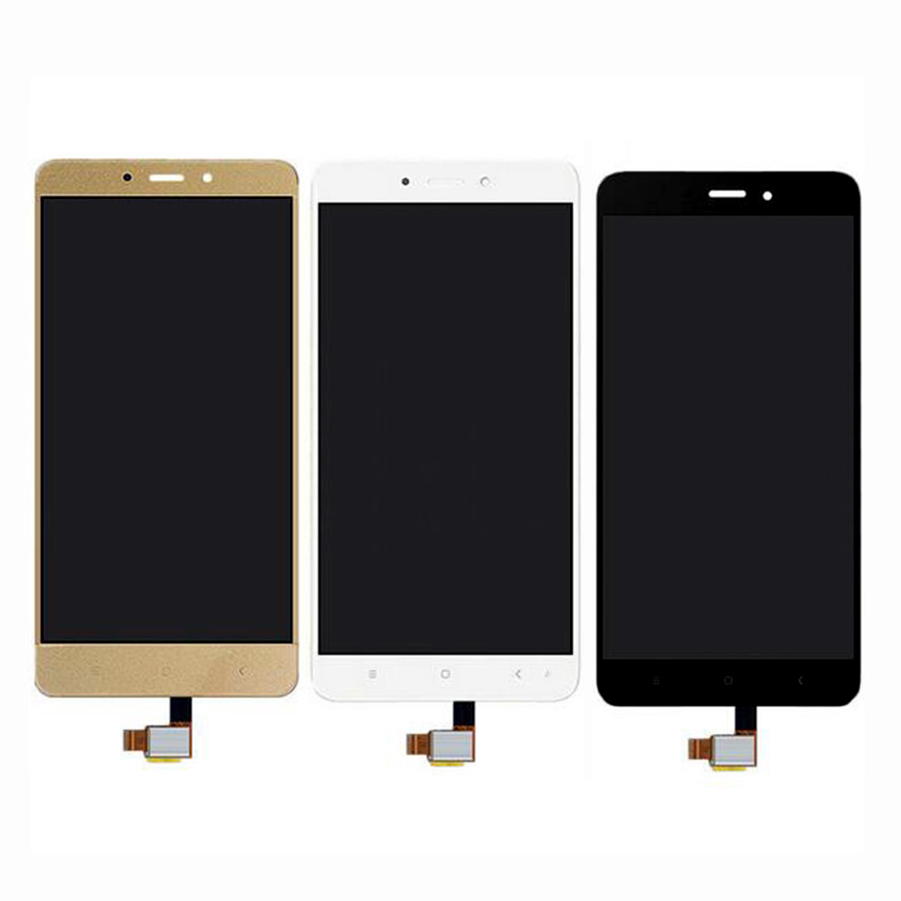 New Hongmi Note 4 LCD Display Touch Screen Digitizer Assembly Replacement For Xiaomi note 4 Cell Phone Parts + Free Tools