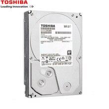 Toshiba HDD 3.5 2TB Computer Monitor Sata 3 internal Hard Di