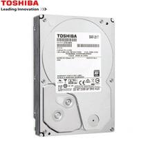 Toshiba HDD 3.5 2TB bilgisayar monitörü Sata 3 dahili sabit Disk sürücüsü 7200RPM 32M Drevo orijinal yüksek hızlı