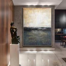 Большой Декор искусство масло абстрактное искусство абстрактная картина маслом абстрактное искусство живопись на холсте большая художественная большая абстрактная палитра