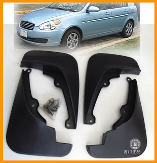 Accessories Fit For 2006 2007 2008 2009 2010 Hyundai Accent Gls Saloon Mud Flap Flaps Splash