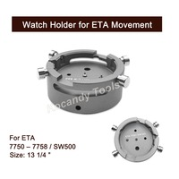 Watch Movement Holder for ETA 7750 7758 / SW500 13 1/4 Tool for Watch Repairing
