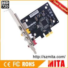 AVerMedia CE310B профессиональный SD PCIe карты захвата с терминалом S video capture AV композитный