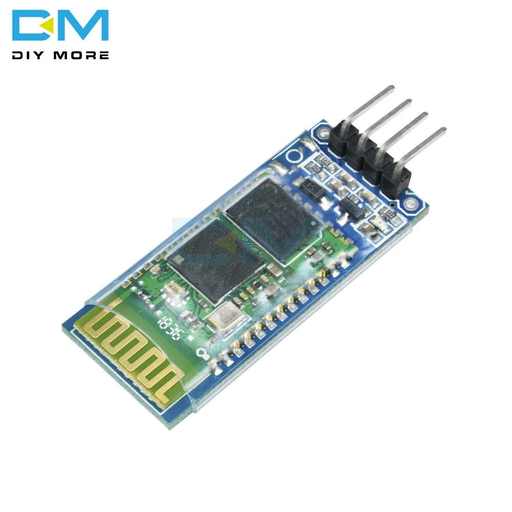 Electronic Components & Supplies Wireless Bt Master And Slave Hc-05 Transceiver Module For Arduino Arm Dsp Pic Smartphones Pad And Psp With Bt Function Active Components