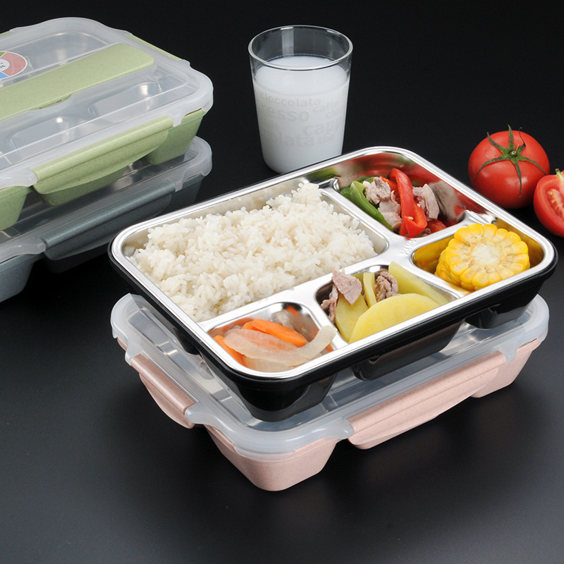 Nude food movers assorted salad container