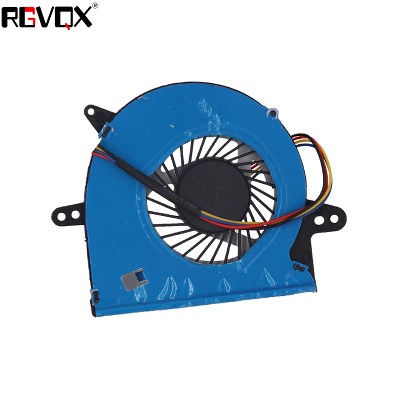 Купить с кэшбэком New Laptop Cooling Fan For ASUS X501U Original P/N EF50050V1-C081-S99 KSB0705HB DQ5D597G000 CPU Cooler Radiator