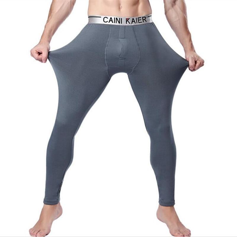 Pantallonat e meshkujve 2018 Veshjet e ngrohta të dimrit gjatë - Veshje për meshkuj - Foto 2