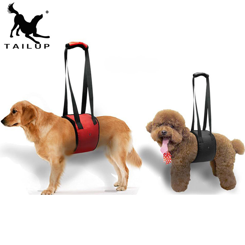 Tailup Hot Dog Harness Vest Dog Lift Support Harness Pet