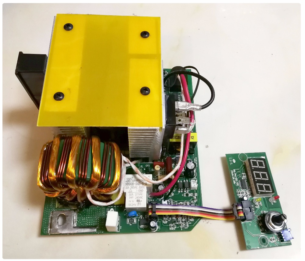 Control Panel Zx7 250 Igbt Inverter Welder 100% Guarantee Back To Search Resultshome Appliances Air Conditioner Parts