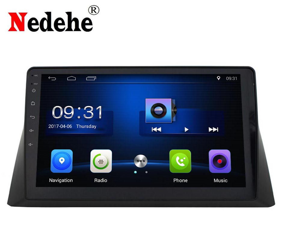 Nedehe 10 1 Inch Quad Core Android 8 0 Car Dvd Gps Player