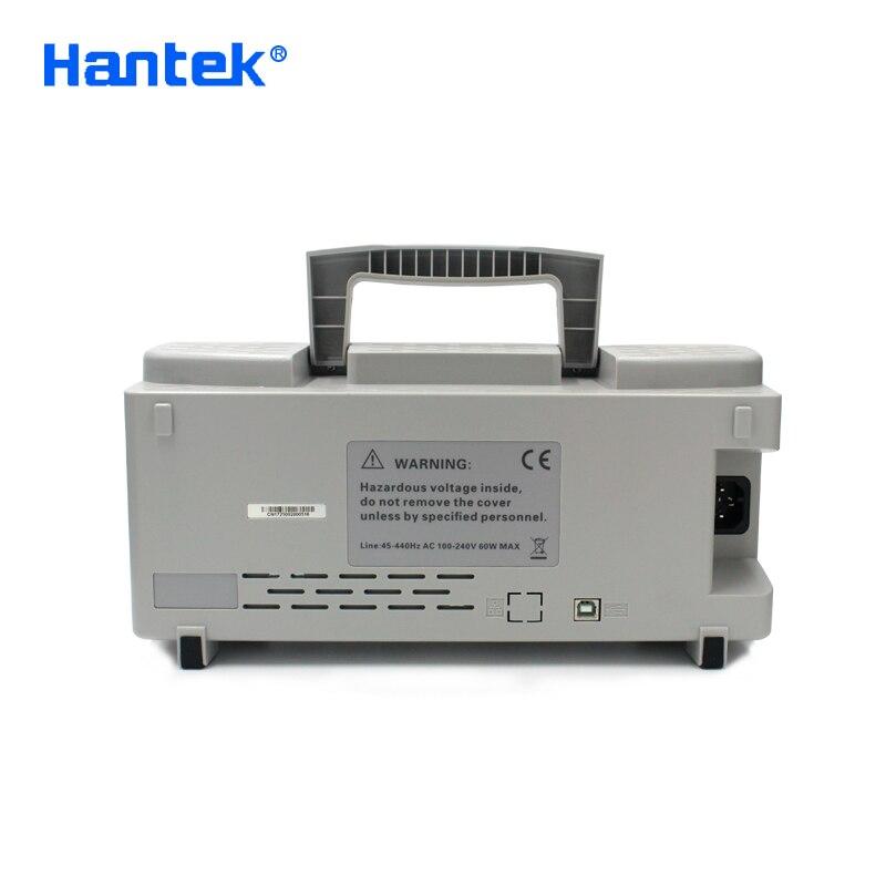 Image 5 - Hantek oficial dso4254c osciloscópio digital 4 canais 250 mhz lcd usb portátil osciloscópios + ext dvm função de faixa automáticausb oscilloscopedigital oscilloscopeoscilloscope 4 channels -