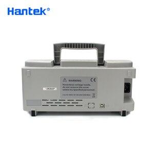 Image 5 - Hantek osciloscopio Digital oficial DSO4254C, 4 canales, 250Mhz, LCD, PC, USB, portátil, EXT + DVM + Función de rango automático