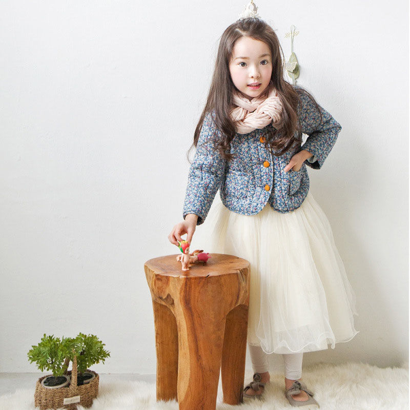 2017-New-Arrival-Childrens-Clothing-Child-Princess-Little-Girls-Casual-Tutu-Puff-Mid-Calf-Long-Kids-Skirt-Age-2-10-Beige-Grey-2