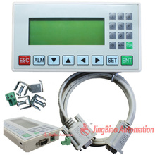 Text display MD204L OP320-A panel display screen HMI with RS232/RS422/RS485 for various PLC,support the modbus protocol 3X 4X
