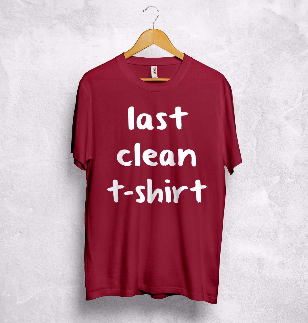 Utolsó tiszta póló Vicces szöveg szarkazmás Cara Delevingne - Női ruházat - Fénykép 5