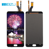 Srjtek For Meilan Note 3 For Meizu M3 M681M M681C M681Q M681H LCD Display Touch Screen