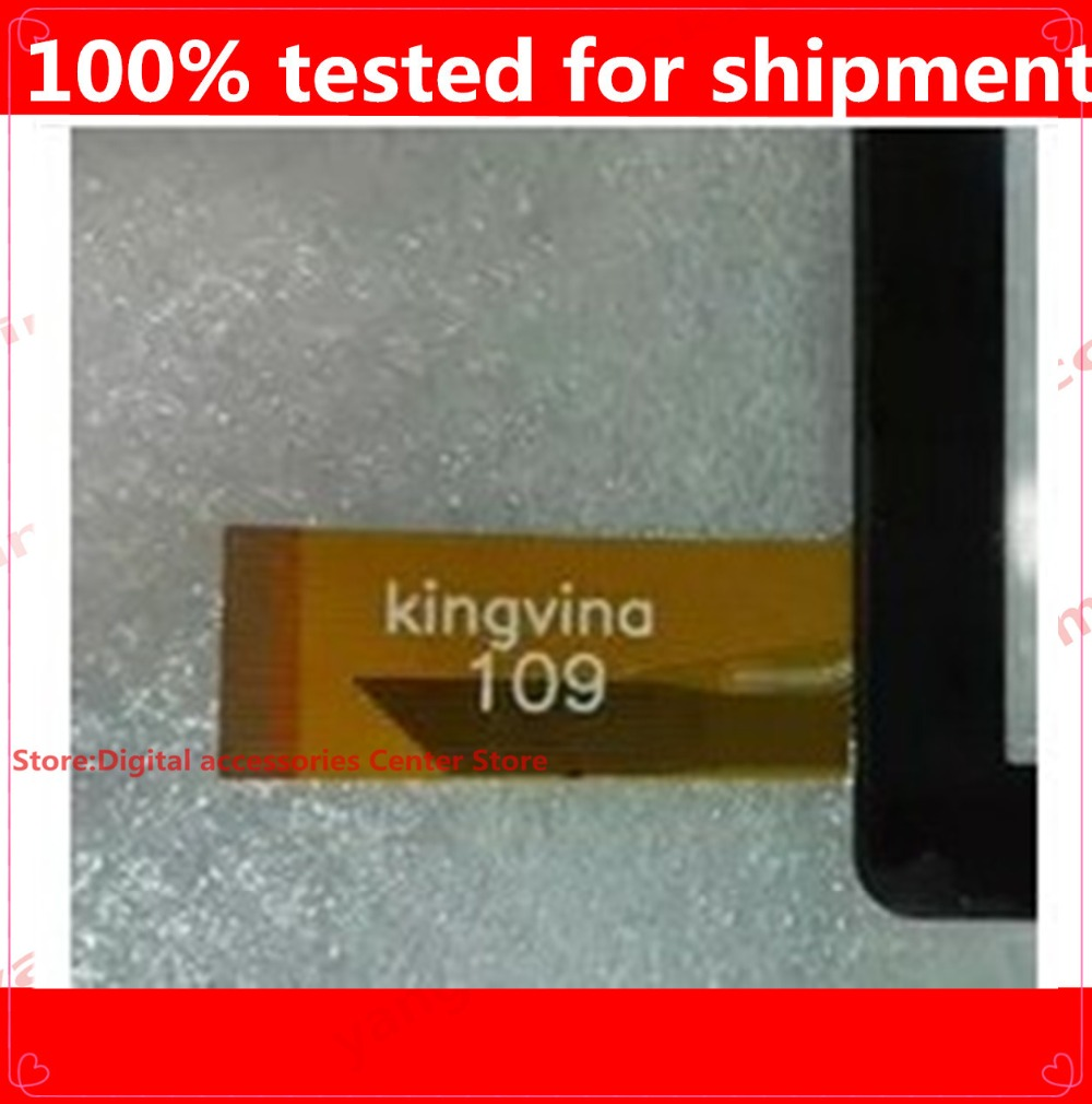 New 7 Inch Tablets Capacitive Touch Screen Kingvina 109 FHX Touch Panel