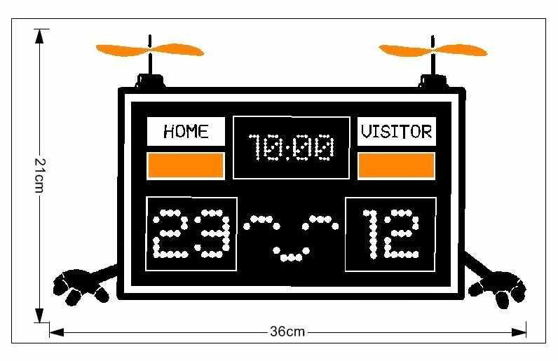 Nuevo diseño 1105 bonito estilo de diseño de robot de contador/vinilo removible impermeable de dibujos animados deportes pared pegatina/guardería/niños dormitorio