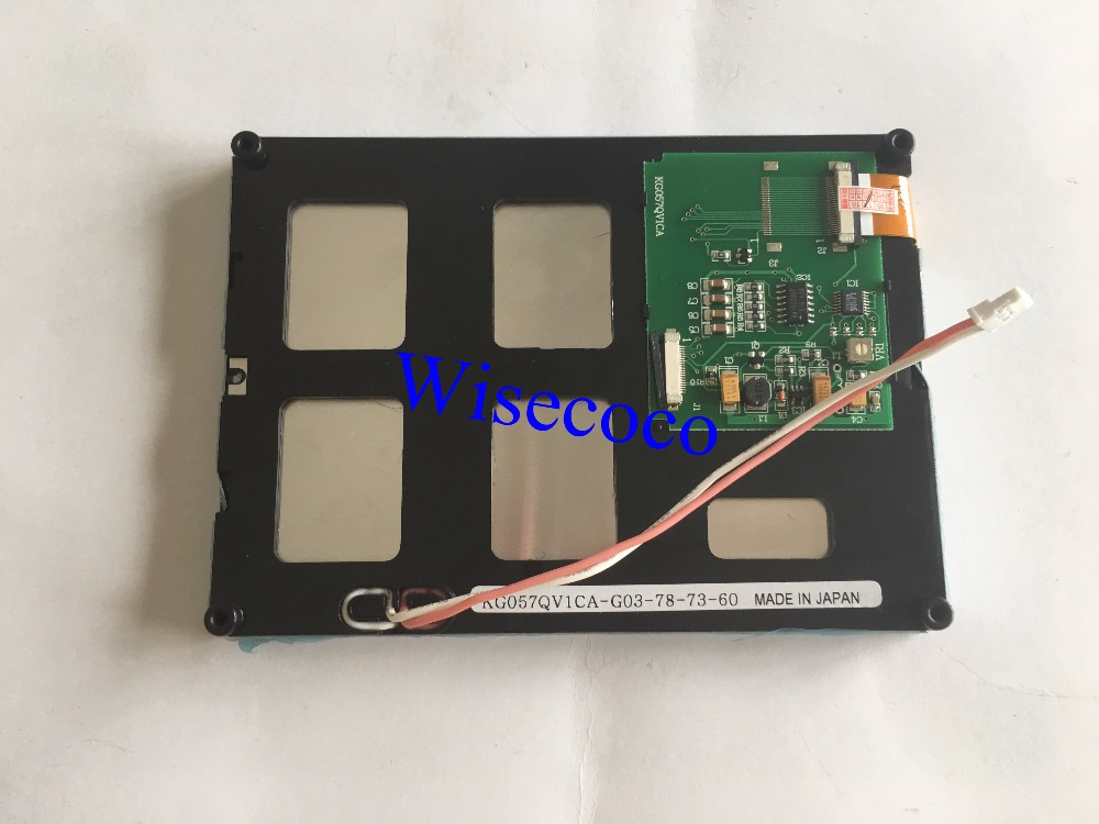 New For 5.7 inch Kyocera KG057QV1CA-G03 LCD Display FSTN Display Panel KG057QV1CA G00New For 5.7 inch Kyocera KG057QV1CA-G03 LCD Display FSTN Display Panel KG057QV1CA G00