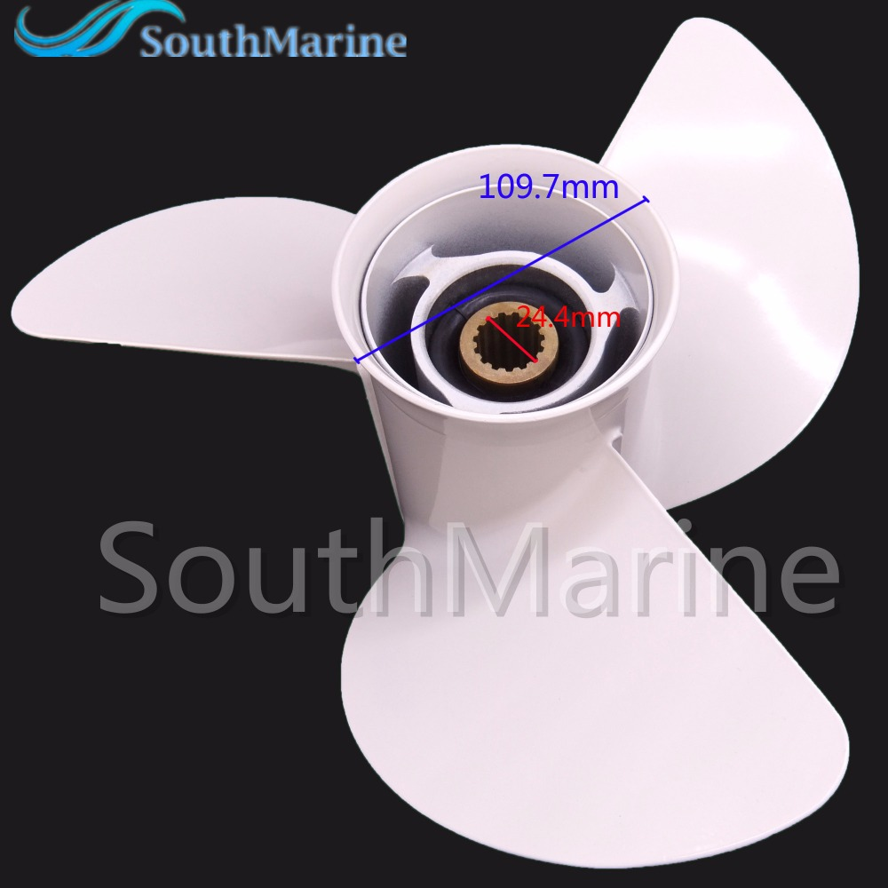 Boat Engine Fine T85-04020000 T85-04020000-15 Propeller For Parsun Hdx Makara T60 T75 T85 T90 Outboard Motor 13 1/2x15-k Atv,rv,boat & Other Vehicle